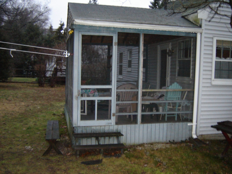 Screen Porch Conversion To Heated Sunroom